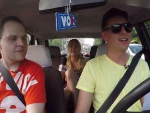 Joanna Opozda śpiewa dla nas disco polo! (Hit na Drogę: Joanna Opozda, VOXFM, odc. 5)