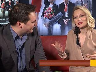Czy mężczyźni to faktycznie słaba płeć? Pytamy aktorki Mariety Żukowskiej... (Tydzień na Czerwonym Dywaniku, 17.01.2016, odc. 2)